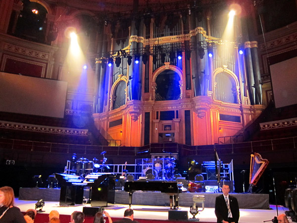 Yanni - Royal Albert Hall